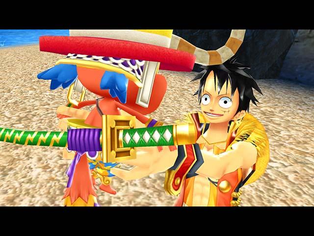 One Piece: Unlimited Cruise 1 - Der Schatz unter den
